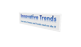 Innovative Trends