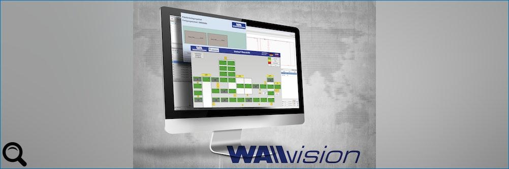 WAvision - die Weckenmann Steuerungslösung für automatisierte Fertigung