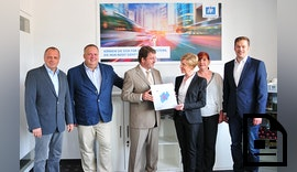 TRACTO-TECHNIK als 'Familienfreundliches Unternehmen' in NRW ausgezeichnet
