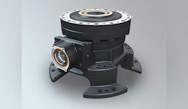 Zykloidgetriebe: Getriebeköpfe für kleinere Lasten