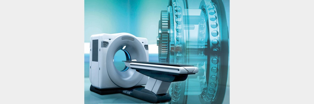 Kompakte Zykloidgetriebe für die Medizintechnik