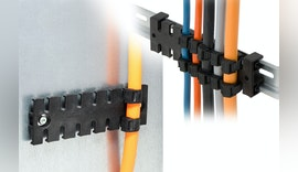 Kabelführung und Zugentlastung - einfach - universell - effektiv!