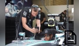 MERCEDES AMG PETRONAS gewinnt zum zweiten Mal FIA Formel 1 Konstrukteursweltmei