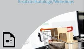 "Neuer VDMA-Leitfaden ""Elektronische Ersatzteilkataloge / Webshops"""