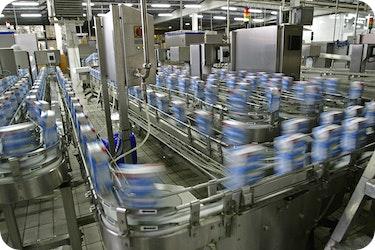 Automatisierung in der Milchindustrie