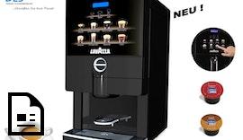 Eine kleine Kaffee-Bar für Ihr Büro
