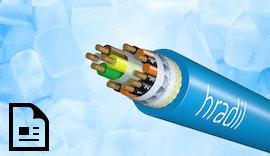 Flexibles CAN-Bus-Kabel für Niedrigtemperaturanwendungen