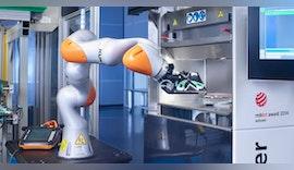 Flexible Fertigung dank Mensch-Roboter-Kollaboration