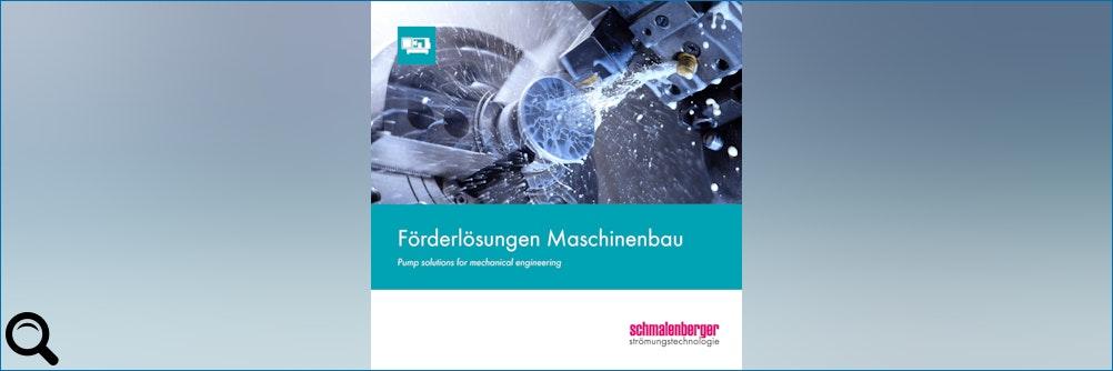 Schmalenberger Kreiselpumpen auf der GrindTec 2016 in Augsburg 16.-19. März 201