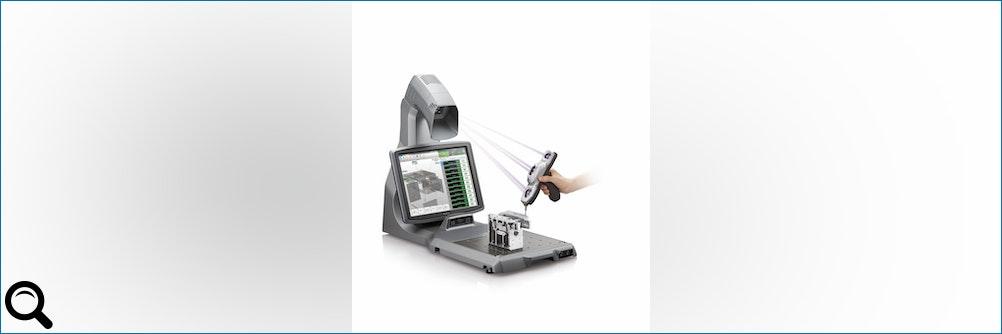 Einfach. Flexibel. Intuitiv. – Keyence flexibilisiert die 3D-Messtechnik!