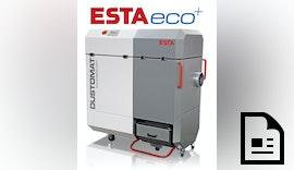 Neuer eco+ Entstauber von ESTA auf dem Markt