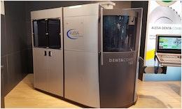 EGS Automatisierung in DENTA COMBI 160 von Alesa