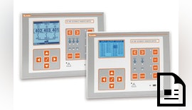 Automatische Netzumschalter ATL 800 und ATL900