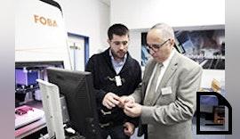 FOBA lädt ein zum Technologieseminar und zeigt Vorteile kamerabasierter Laserke