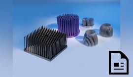 LED-Kühlkörper von CTX