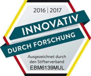 Innovativ durch Forschung: ebm-papst erhält erneut Auszeichnung für Forschung u