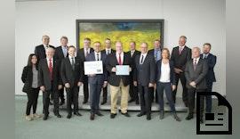 Klimaschutz-Unternehmen im Dialog mit Bundeskanzleramtschef Peter Altmaier
