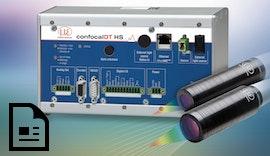 Weltweit schnellster konfokal-chromatischer Controller