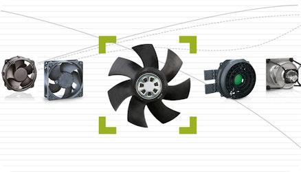 ProductNews Der FanScout von ebm-papst hilft den optimalen Ventilator für jede