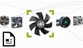 #ProductNews Der FanScout von ebm-papst hilft den optimalen Ventilator für jede