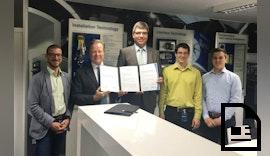 LÜTZE startet Bildungspartnerschaft mit Remstal-Gymnasium Weinstadt