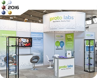 Proto Labs zeigt den schnellen Weg zum Kunststoffprodukt