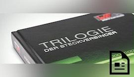"""""""Trilogie der Steckverbinder"""" neu aufgelegt"""