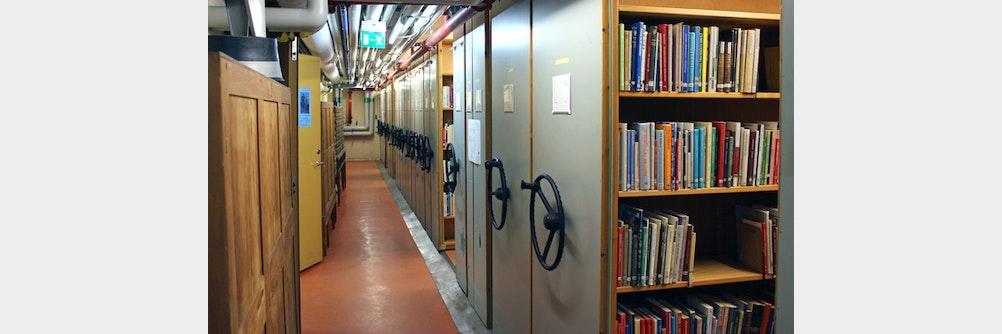 Saubere Luft für die Stockholmer Stadtbibliothek.