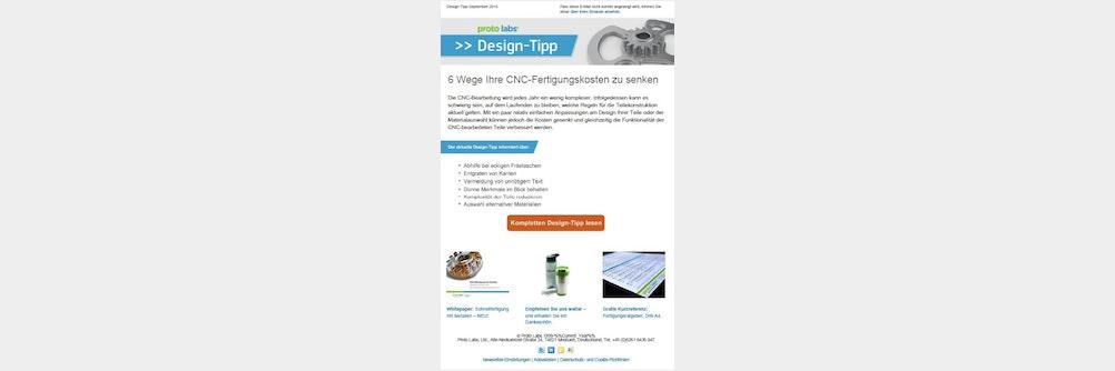 6 Wege Ihre CNC-Fertigungskosten zu senken
