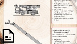 Fällbach – Ihr Fällkran für effektive Forstarbeit