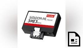 Innodisk Mini-SSD ohne zusätzliches Stromkabel