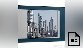Industrial Fieldbus Panel PC Serie: IPPC 1640P, IPPC 1840P und IPPC 2140P
