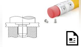 PEM® Miniatur-Einpressbolzen Typ MPP™ – helfen beim Justieren und Positionieren