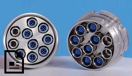 MULTILINE E – Die modulare Schnittstelle für Pneumatik, Fluide und Elektronik