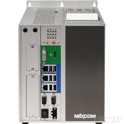 NIFE 300P3 - erster 6. Gen Intel i7 Embedded PC mit Expansion in PCI/PCIe