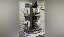 AMF Komplettlösung mit Spanntürmen beschleunigt Automatisierung - Applikation F