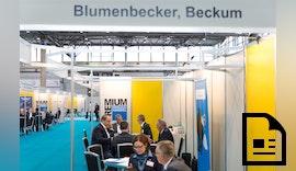 "Industriehandel beim E/D/E ""Branchentreff total"" Leipzig"
