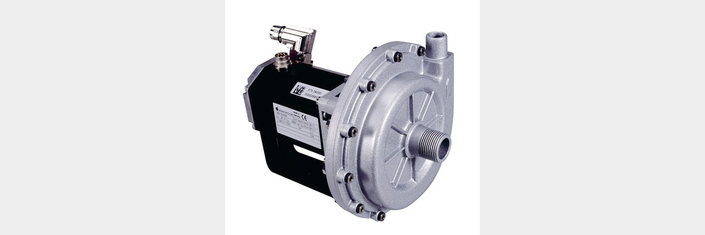 Innovative Klein-Kreiselpumpe Typ BSZ