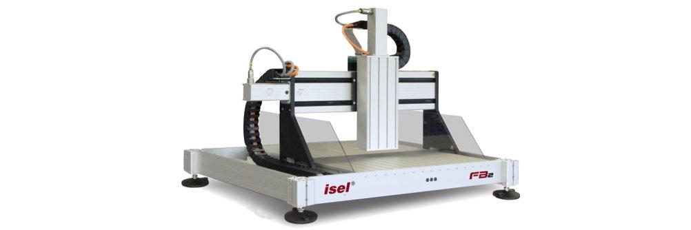 Flachbetteinheiten FB 2, für den Aufbau von CNC Maschinen