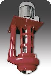 Pumpe mit integriertem Spänebrecher