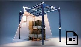 VITRONIC Systeme sorgen für intelligente Frachtabwicklung bei der Lufthansa Cargo