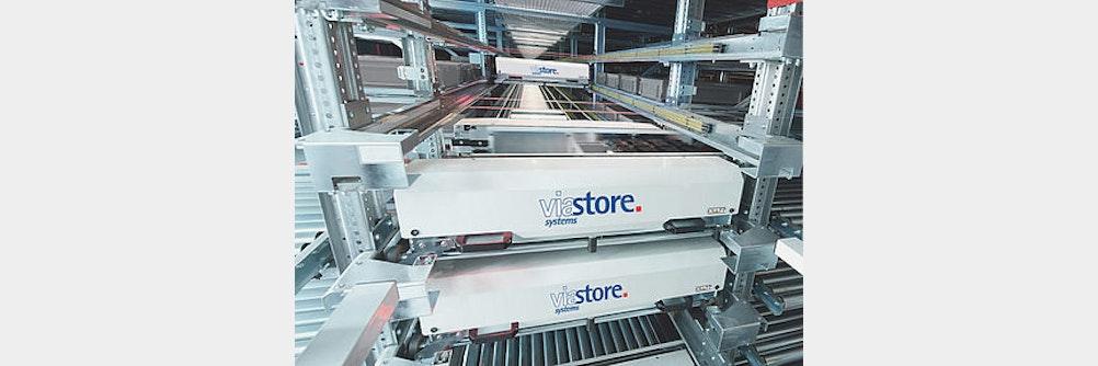 Shuttle-System viaflex