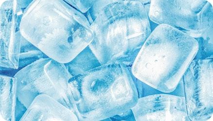 Prima Klima aus dem Eistank