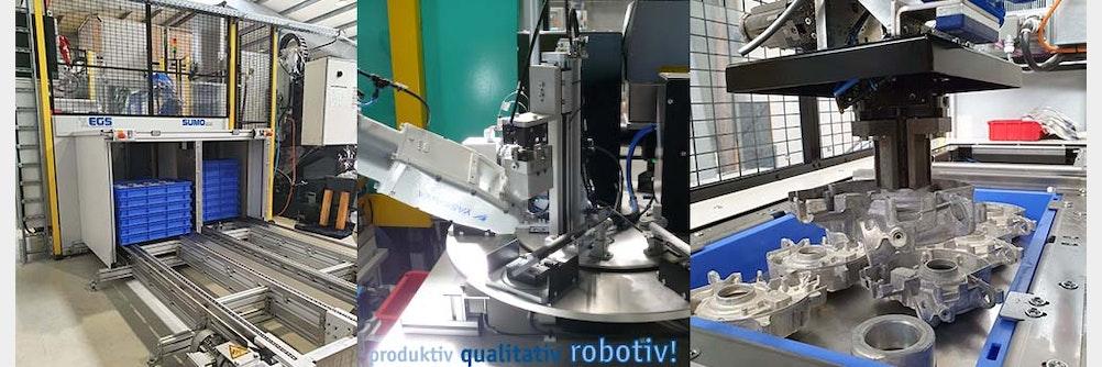 Automatisierungsmotive: Rationalisierung Humanisierung Qualitätssicherung Lieferfähigkeit