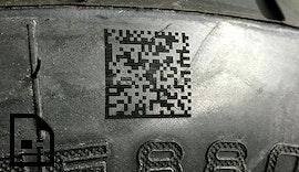 Teileindividuelle Codierung von Reifen und Gummihalbzeugen mit REA JET