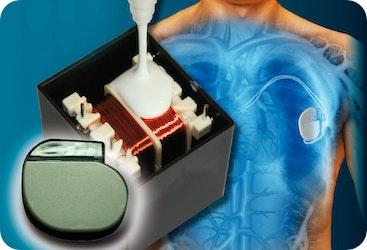 Höchste Präzision für Elektronik in der medizintechnischen Industrie