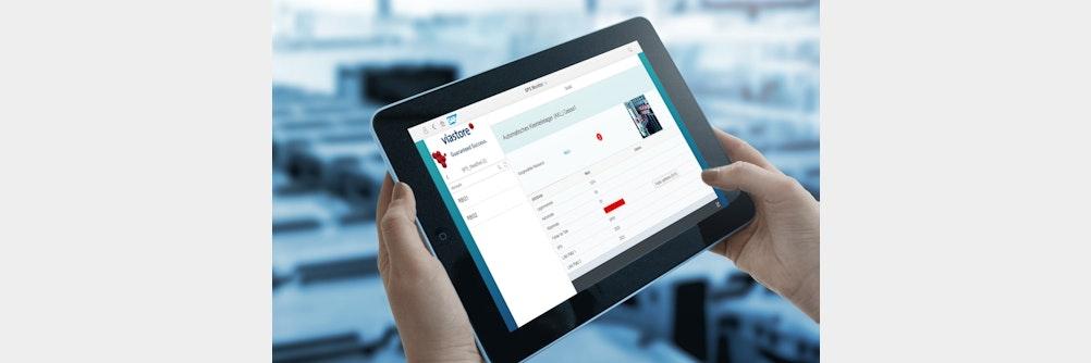 viastore SOFTWARE entwickelt SPS-Cockpit in SAP Fiori