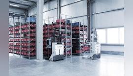 viastore präsentiert autonome Lager- und Kommissionier-Lösung