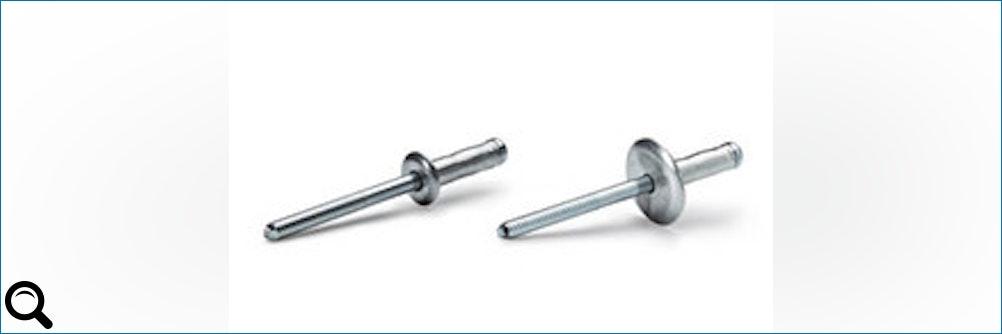 POP Vgrip punktet mit großem Klemmbereich, hoher Klemmkraft und scheibenförmiger Schließk