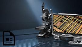 Keyence präsentiert neues Digitalmikroskop auf Hannover Messe